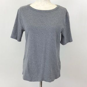 J Crew Gray Perfect Fit T-Shirt Short Sleeve